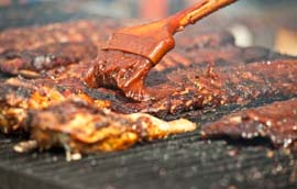 Spanish Barbecue Ribs