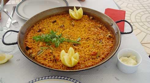 Arroz a Banda Recipe | Spanish-food.org