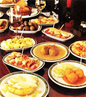 Tapas espa olas cocina espa ola for Canal cocina tapas